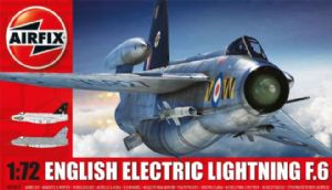 AX05042  English Electric Lightning F6